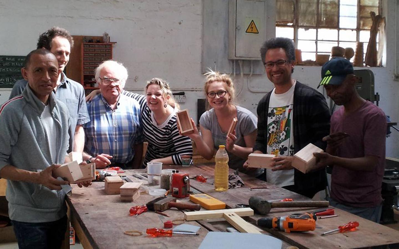 home - the mercury school of woodwork