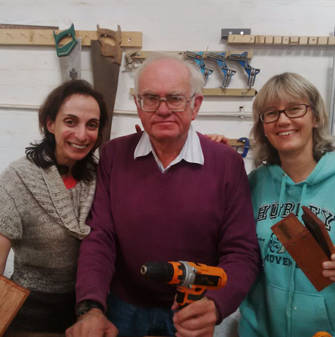 Buster Tinsley Woodwork Courses in Cape Town